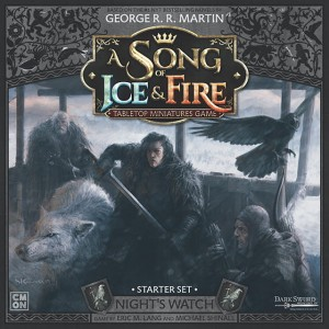 Song of Ice & Fire: Night's Watch Starter Set