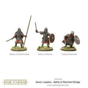 Saga: Saxon Leaders - Battle of Stamford Bridge