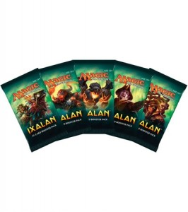 Magic the Gathering: Ixalan booster