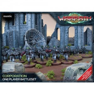 Corporation One Player Battle Set (23 figurki)