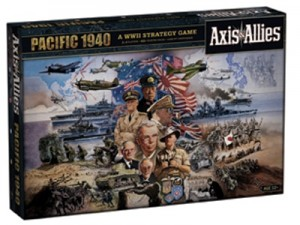 Axis & Allies Pacific 1940