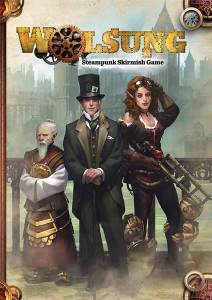 Wolsung SSG: Wolsung Steampunk Skirmish Rulebook