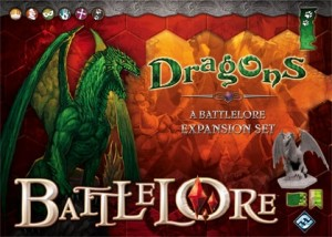 Battlelore (1st edition) - Dragons