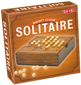 Solitaire (Wooden Classic)