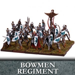 Elf Bowmen Regiment (20 figurek)
