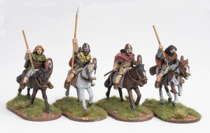 Irish - Noble Cavalry