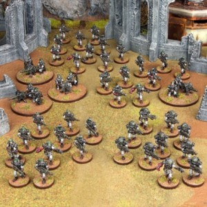 Corporation Army Set (43 figurki)