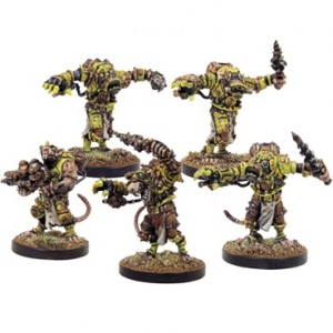 Veer-myn  Nightmare Team (5 figurek)