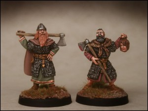 Irish - Heroes with Dane Axes