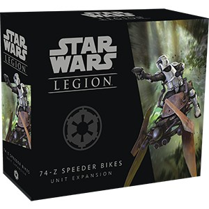 Star Wars: Legion - 74-Z Speeder Bikes