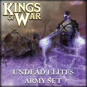Undead Elites Army Set (47 figurek)