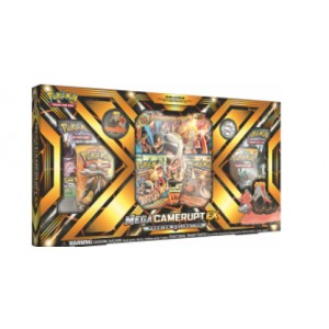 Pokemon: Mega Camerupt EX Premium Collection