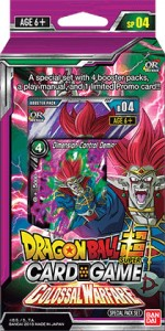 Dragon Ball Super Card Game: Colossal Warfare Special Pack