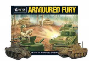 Bolt Action Starter: Armoured Fury