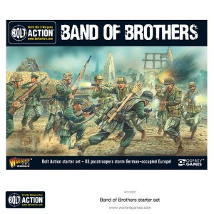 Bolt Action Starter: Band of Brothers
