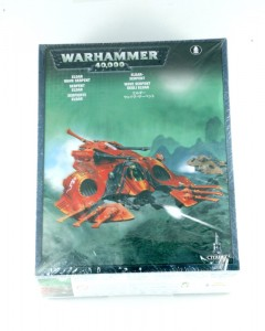 Craftworlds Wave Serpent