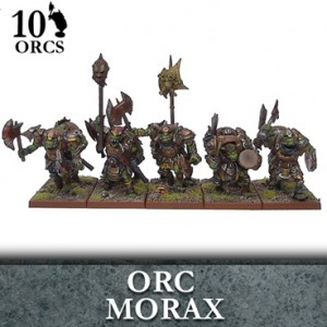 Orc Morax Troop (10 figurek)