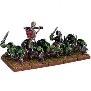 Goblins Rabble (20 figurek)