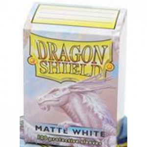 Dragon Shield Matte White (100 szt.)